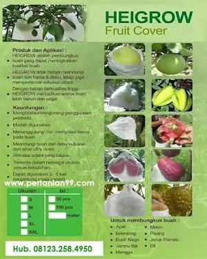 Plastik Pembungkus Buah (Fruit Cover)