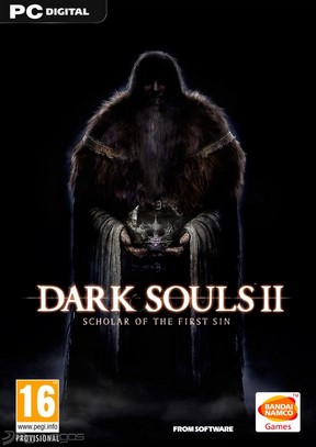 Dark Souls II Scholar of the First Sin Full PC Español