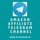 Amazon Affiliate Telegram Channel Link