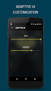 BlackPlayer EX screenshot 5