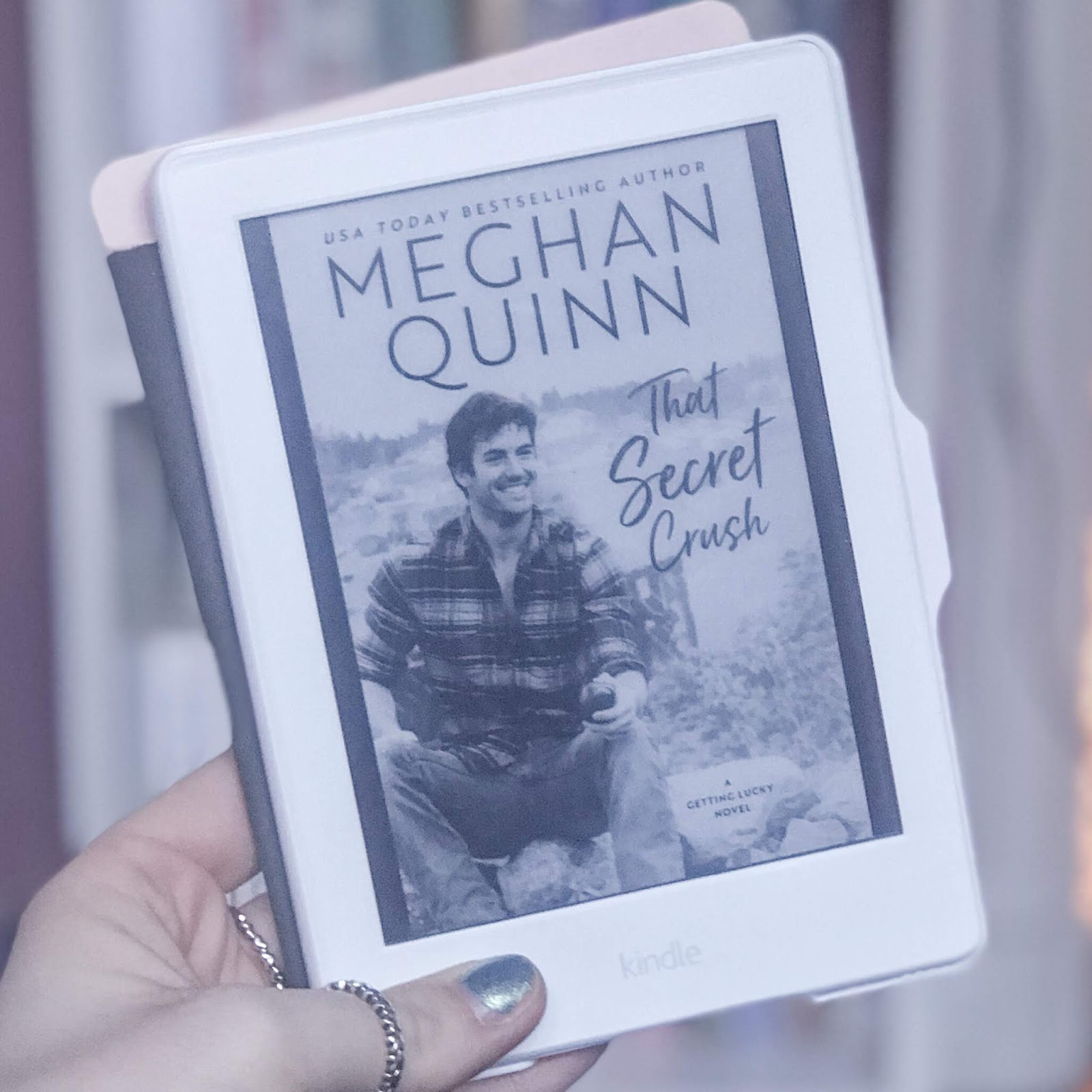 Kindle Unlimited Book Recommendations #3: Meghan Quinn