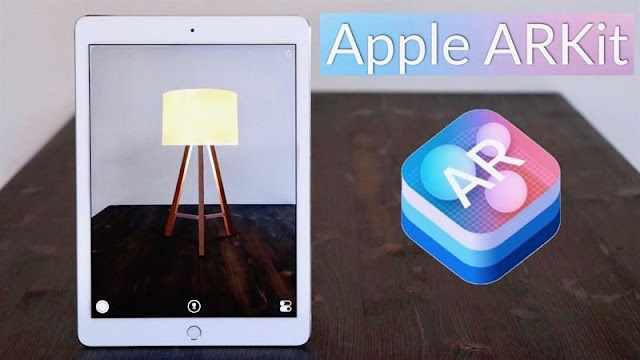Với ARKit (Augmented Reality)