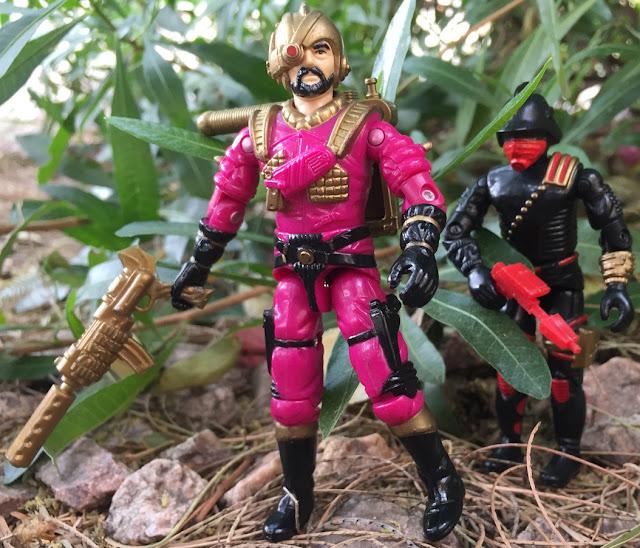 1988 Voltar, Iron Grenadiers, Toxo Viper