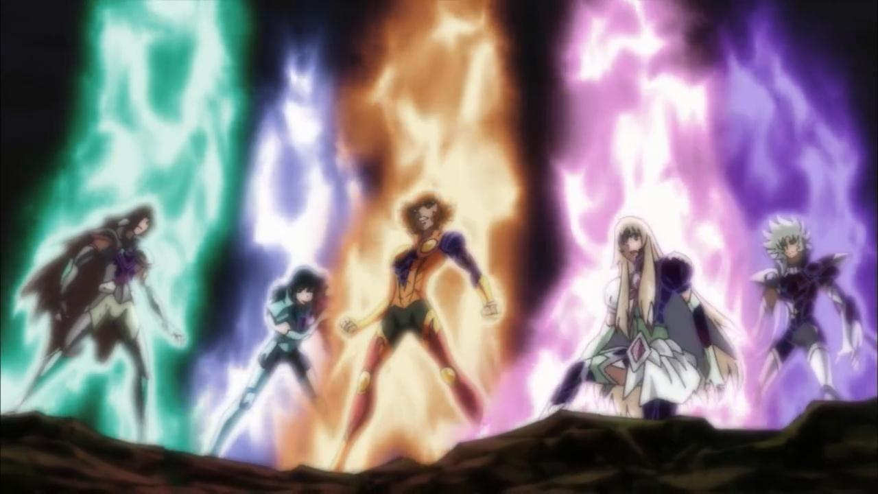 Episode saint seiya omega 48 : Tomorrowland release date uk