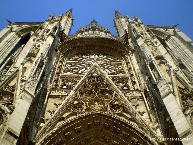 Catedral de Rouen, Alta normandia (Francia)