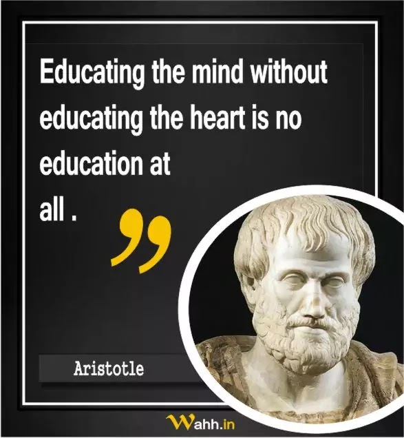 Aristotle Thought Of The Day