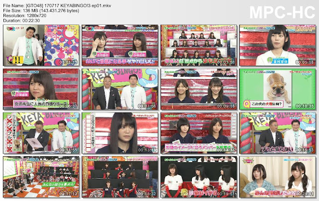 170717 KEYABINGO!3 Ep 01 Subtitle Indonesia