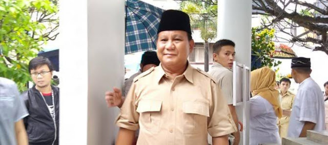 Jokowi Masih Unggul di Survei Internal BPN Prabowo-Sandi