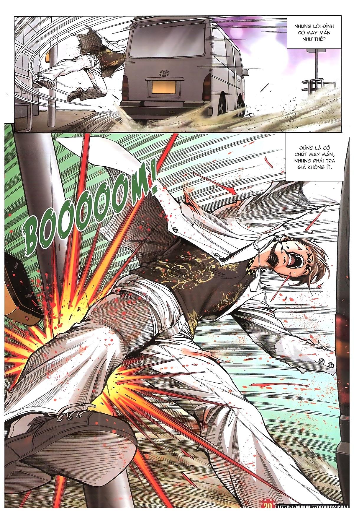 Người Trong Giang Hồ chapter 1929: đại ca rác rưởi trang 19