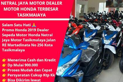 Promo Honda 2019 Dealer Sepeda Motor Honda Netral Jaya Motor Tasikmalaya