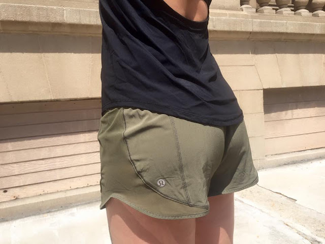 lululemon beat-the-heat-tank shorts