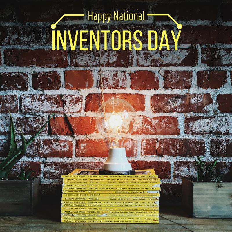 National Inventors' Day Wishes Unique Image