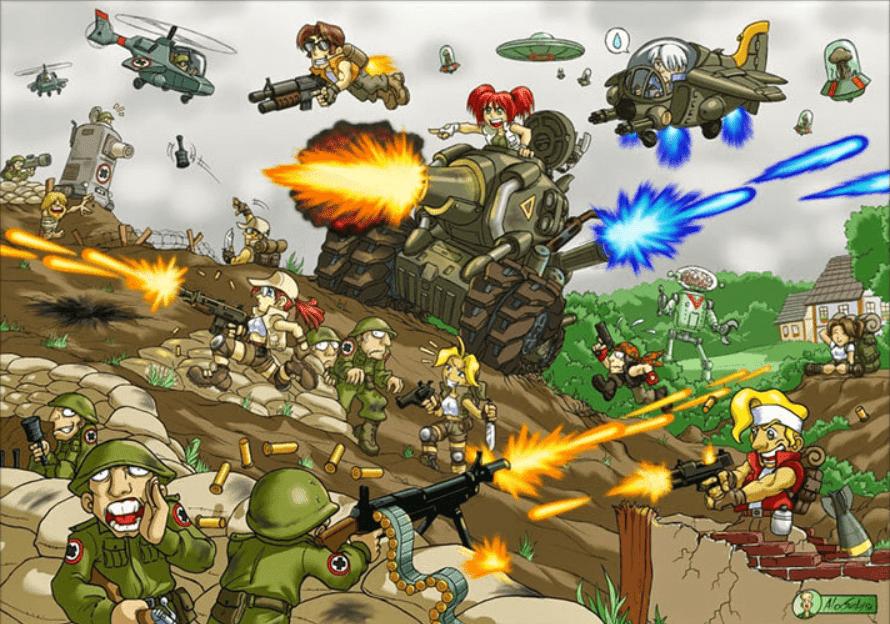 تحميل لعبة حرب الخليج