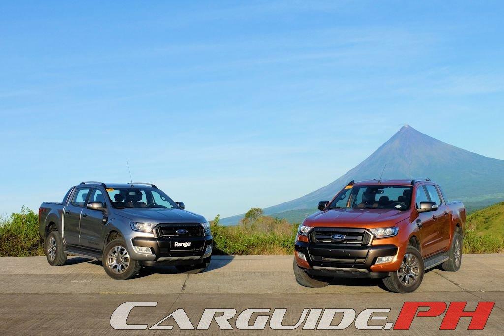 First Drive 2016 Ford Ranger 2 2 Wildtrak Philippine