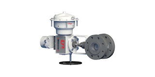 eccentric rotary plug control valve