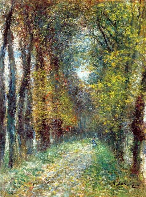 Quando Renoir bosco