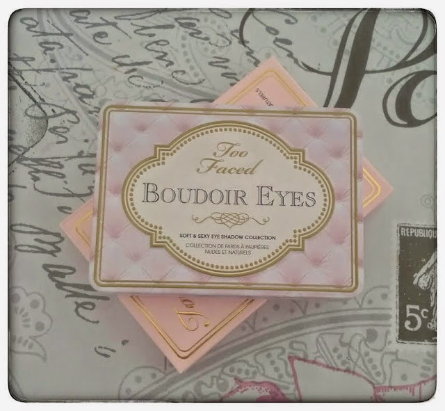 ♥ La Palette Boudoir Eyes de Too Faced ♥
