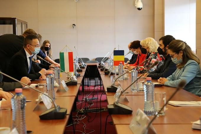 Szijjártó: a gyakorlati sikerek a bizalomépítést szolgálják a magyar-román kapcsolatokban