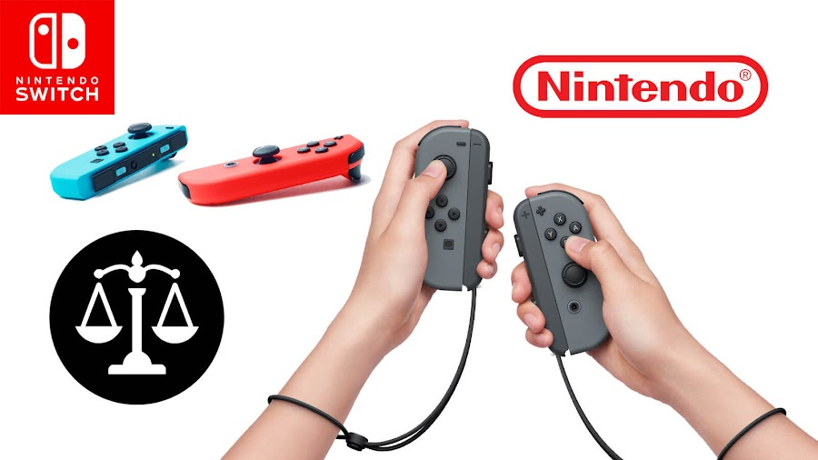 nintendo joy con drift issue controller class action lawsuit