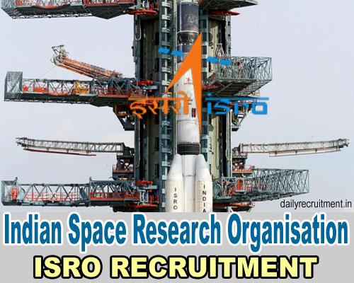 भारतीय अंतरिक्ष और अनुसंधान संगठन भर्ती 2019 – ISRO Recruitment 2019  Notification निचे दी गई है
