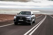 The new face of the Q family: Audi Q8