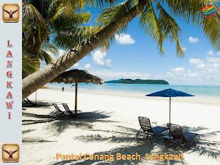 Pantai Cenang Beach, Langkawi