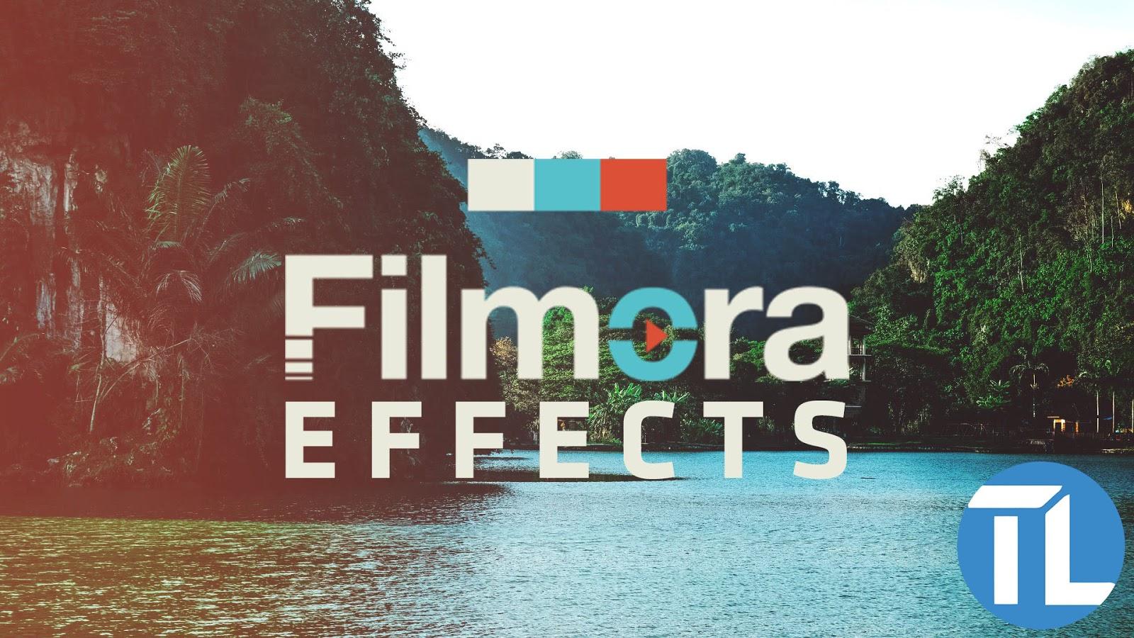 pack effet filmora