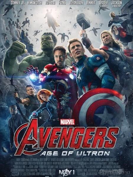Biet doi sieu anh hung 2: De che Ultron - Avengers 2: Age of Ultron 2015 Vietsub