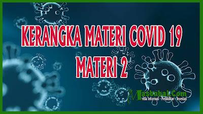 KERANGKA MATERI COVID 19 - MATERI 2