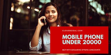 Best Mobile Phones under 20000 in 2020 in India