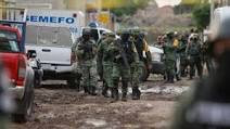 GunMen attacks in Mexico Rehabilition