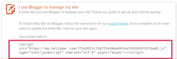 Add email notifications option to your blog.