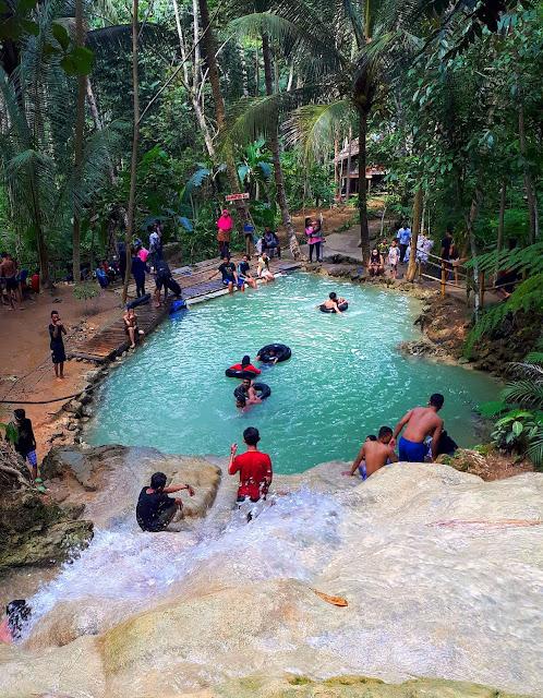 Keindahan Taman Sungai Mudal Wisata Terkenal Kulon Progo