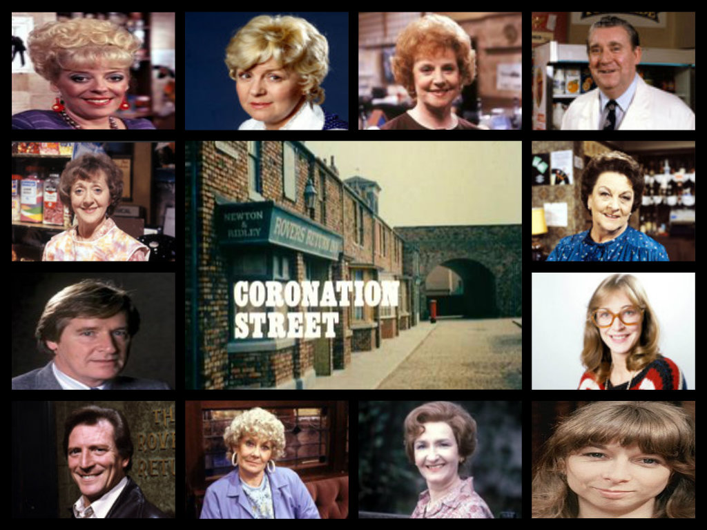The Faces Of 1980s Corrie