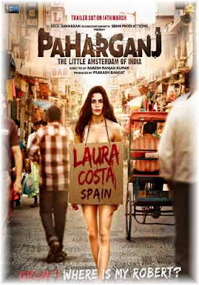 Paharganj 2019 Hindi HDRip ESubs x264 | 480p 300MB Poster