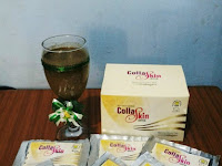 Collaskin Drink – Matcha Green Tea with Collagen