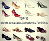 Top 10 Marcas de Calçados Confortáveis Femininos