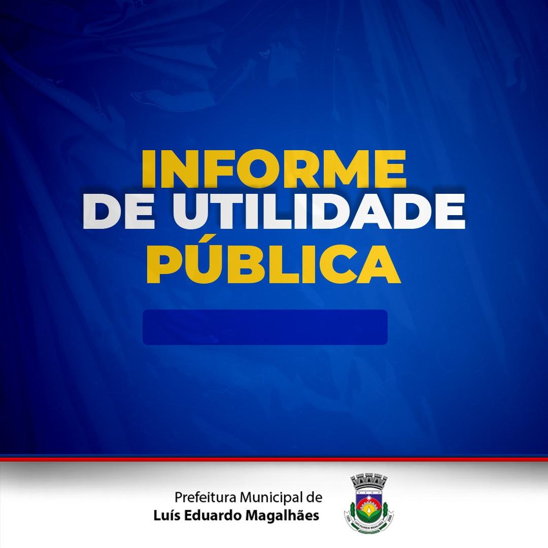 Luís Eduardo Magalhães: Quase 5 mil pessoas podem perder benefícios caso não atualizem Cadastro Único