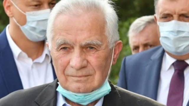 Penjahat Perang Bosnia yang Dikenal Anti-Muslim Meninggal Dunia akibat Corona