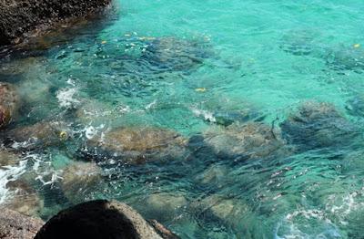 Tempat Wisata Pantai Ngampiran Trenggalek Jawa Timur