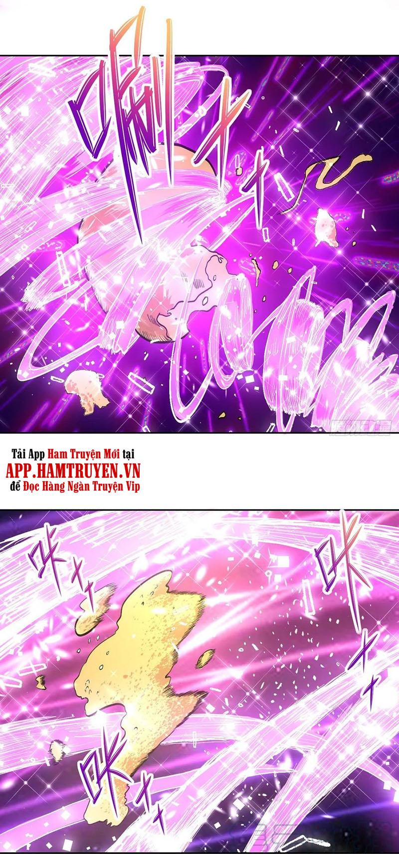 Sư Tỷ Của Ta Rất Cứng Chương 139 - Vcomic.net