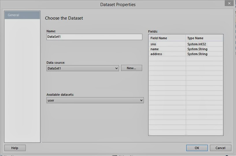 How to make Report using report viewer in asp.net
