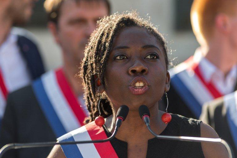 "Danièle Obono : "" future Marianne...? """