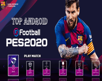 PES 2020 PPSSPP ISO Android Offline 700 MB Best Graphics
