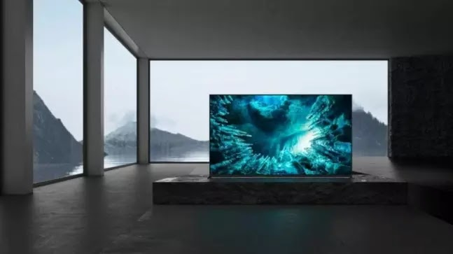 Sony now launched 85-inch 8K Z8H smart TV at low price in India