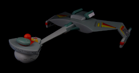 1:1000 Romulan Capital Ship (TAS)