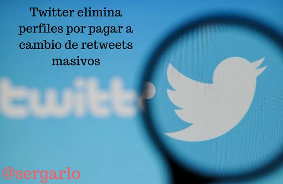 Twitter, redes sociales, social media, eliminar, retweets,
