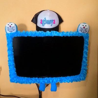 Aksesoris Bando TV