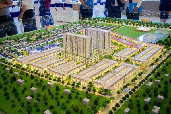 Sức hút của bất động sản tại thị xã Phú Mỹ Bà Rịa Vũng Tàu