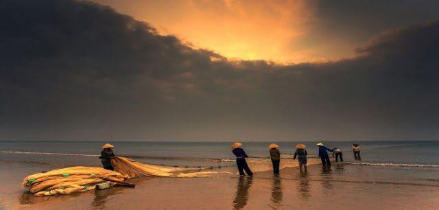 Quê hương Việt Nam tươi đẹp